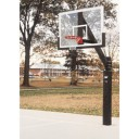 "BISON 6″ ""Supreme Court"" Fixed Basketball System"