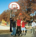 BISON PR52 Playground Basketball Goal